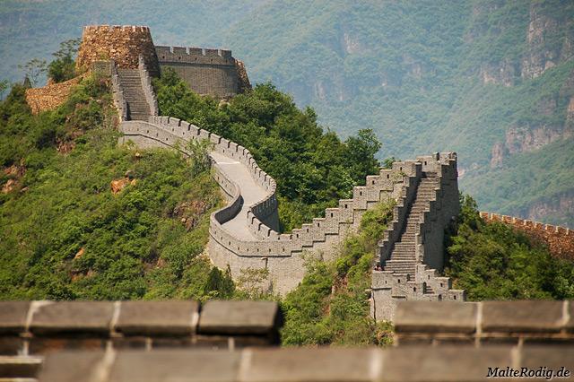 Chinesische Mauer Wallpaper Große Mauer